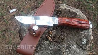 Нож нескладной 31 KG Буйвол