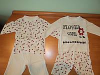 Пижамы для девочек и мальчиков в садик 100% хлопок.Износостойкая ткань!