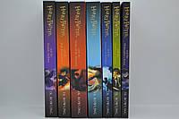 Ролинг - Harry Potter Гарри Поттер Комплект из 7 книг на английском языке