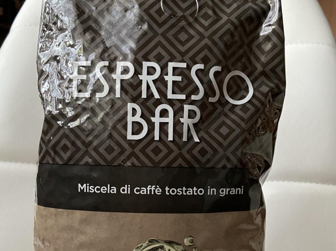 Кава в зернах Espresso bar Gran caffe GARIBALDI