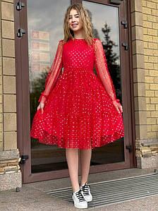 Вечірнє плаття на дівчинку Блиск-2