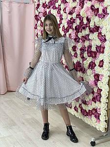 Нарядне плаття на дівчинку Гувернантка-2