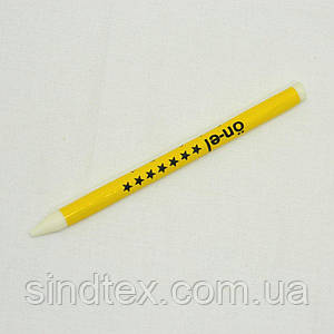 Мел, карандаш для раскроя ткани, белый (2-2171-Т-12)