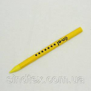 Мел, карандаш для раскроя ткани, желтый (2-2171-Т-13)