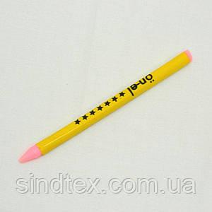Мел, карандаш для раскроя ткани, розовый (2-2171-Т-14)