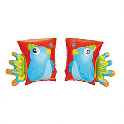 Дитячі Нарукавники Bestway 32115 (Папуга)