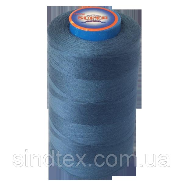 063 Нитки Super швейные цветные 40/2 4000ярдов (6-2274-М-063)