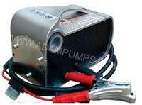 Насос для перекачки дизельного топлива DC-Tech, 12В, 40 л/мин, Adam Pumsp (Италия)