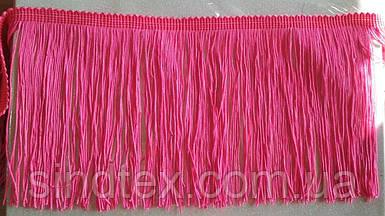 Бахрома для бальных платьев 15см х 20м  -12 (РОЗОВЫЙ) (657-Л-0198)