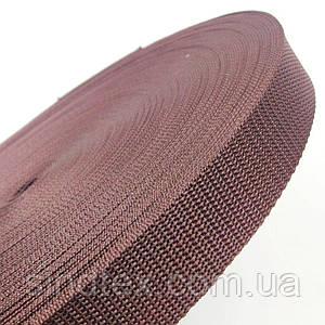 Тасьма сумочная-ремінна Sindtex 3см коричнева (СИНДТЕКС-0853)