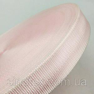Тасьма сумочная-ремінна Sindtex 3см світло-рожева (СИНДТЕКС-0856)