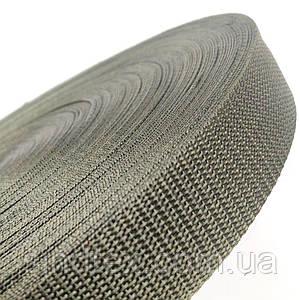 Тесьма сумочная-ременная Sindtex 3см хаки (СИНДТЕКС-0857)