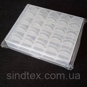 Органайзер пластиковый для шпулек (657-Л-0403)