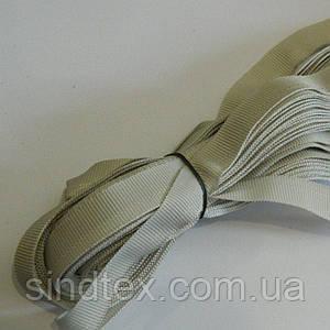 Брючная тесьма 25м (Белорусь) в ассортименте серый (657-Л-0574)