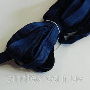 Брючная тесьма 25м (Белорусь) в ассортименте темно-синий (657-Л-0576)