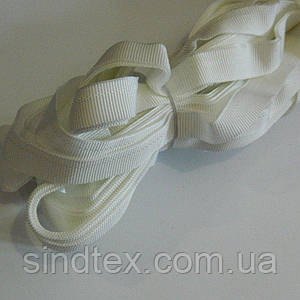Брючная тесьма 25м (Белорусь) в ассортименте белый (657-Л-0568)