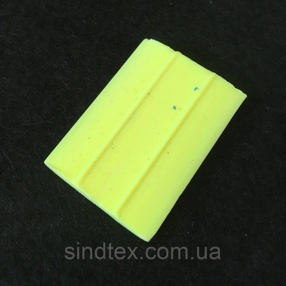 Мел мыло портновское для раскроя Apollo,  (поштучно) желтый (2-2171-Т-04)