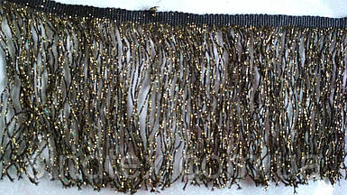 Бахрома для бальных платьев 15см х 20м  -08 (657-Л-0194)
