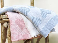 Пеленки, одеяла, пледики