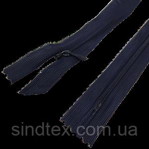№233 темно-синя блискавка потайна, 50 см (6-2426-В-176)