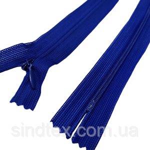 №774 синяя молния потайная, 50 см (6-2426-В-184)