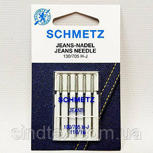 Голка Jeans 110/18 130/705 H-J (22:30FB2) VFS (шметс-28)