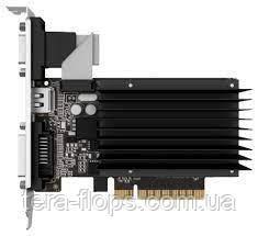 Видеокарта Palit GeForce GT 630 1GB GDDR3 (64bit) (VGA,DVI, HDMI) Б/У