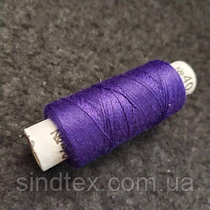 Нитки в катушках, швейные 100% полиэстер 40/2 (боб 200м) (РАВ-021)