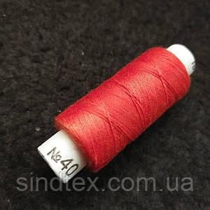 Нитки в катушках, швейные 100% полиэстер 40/2 (боб 200м) (РАВ-034)