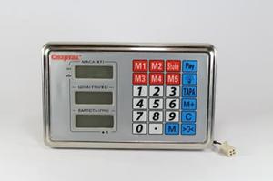Дисплей (голова) для платформенных весов G5 head