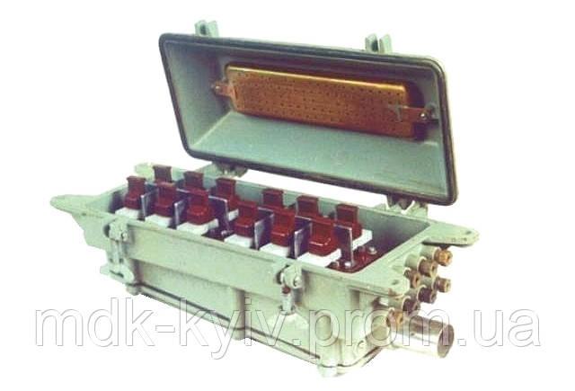 Бокс кабельный телефонный междугородный влагонипроницаемый БМВМ 1-2