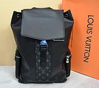 Мужской брендовый рюкзак Louis Vuitton Луи Виттон, модные рюкзаки, брендовый рюкзак, луи витон, 388