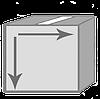 Уцінка! Дитячий надувний басейн Intex 57190 «Сімейний» зі спинкою, 224 х 216 х 76 см, фото 3