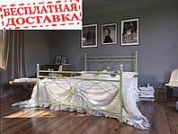 Кровать Виченца. Кровать металлическая Vicenza 90х190