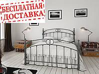Кровать металлическая Toskana. Кровать Тоскана. 160х190