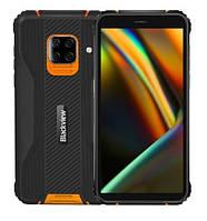 Защищенный смартфон Blackview BV5100 (orange) - 4/64ГБ - IP69K оригинал - гарантия!