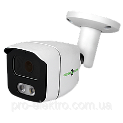Зовнішня IP камера GreenVision GV-108-IP-E-СОЅ50-25 POE 5MP (Ultra)