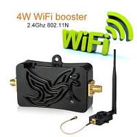 4Вт Wi-Fi репитер усилитель (бустер) EDUP 802.11b/g/n 2400 МГц - 2500 МГц, фото 1