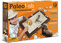 Детский игровой набор Лаборатория юного палеонтолога Тираннозавр Рекс Geoworld