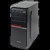 Корпус LP 2012-400W 8см black case chassis cover з 2xUSB3.0+1xUSB2.0