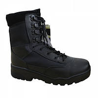 Ботинки MIL-TEC TACTICAL STIEFEL Black, фото 1