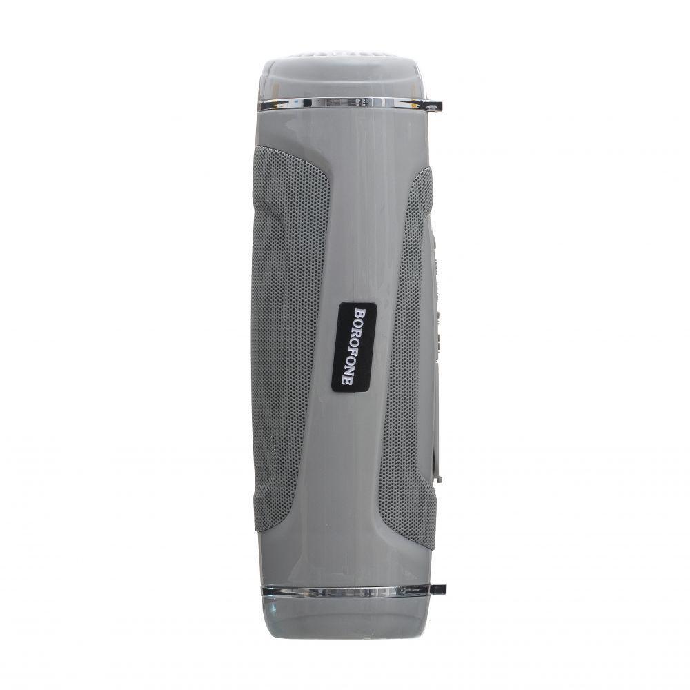 Колонка Borofone BR7 Колір Сірий