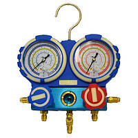 Value Коллектор заправочный 2-вентильный VMG-2-R410A-B-03 Value
