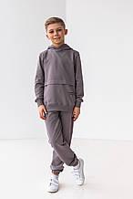 Дитячий спортивний костюм Stimma Рейлі 6871 134 капучіно