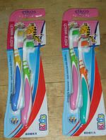Детская зубная щетка Elkos Kids (2шт)