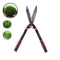 Ножницы DingKe 740 мм для подрезки живой изгороди прямые 4418-13695 TV, КОД: 1873550