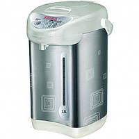 Термопот Saturn ST-EK8034 3 л 800 Вт 3 режима дозировки воды Серебристый 34-43853 TV, КОД: 1289143