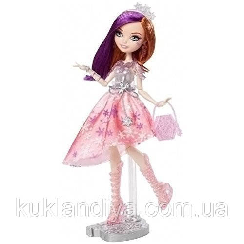 Кукла Ever After High Poppy O'Hair Fairest on Ice Поппи Охаер Красота на Льду