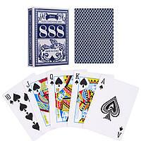 Игральные карты пластиковые 888