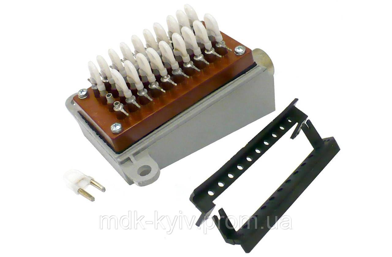 БММ 1-1 (10х2) - Бокс кабельный междугородный 10-парный